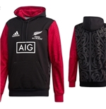 All Blacks Felpa Maori Cappuccio 2021