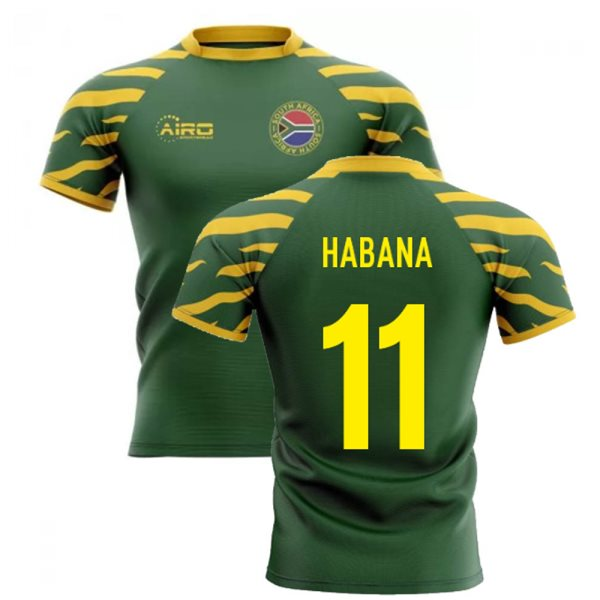 T-shirt Sud Africa rugby 2020/21 Home