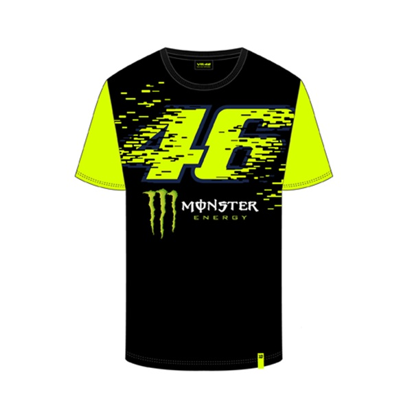 T-shirt VR 46 Monster/Monza