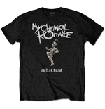 T-shirt My Chemical Romance unisex - Design: The Black Parade Cover