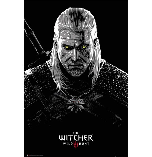The Witcher : Toxicity Poisoning (Poster Maxi 61x91,5 Cm)