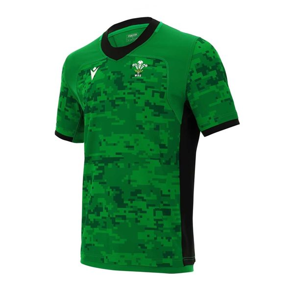 T-shirt Galles rugby 2020/21 (Verde)