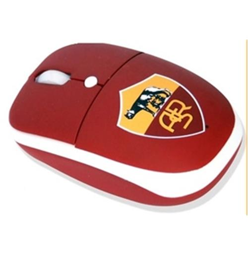 Mouse ottico AS Roma formato mini di precisione 500/1000 Dpi switch.