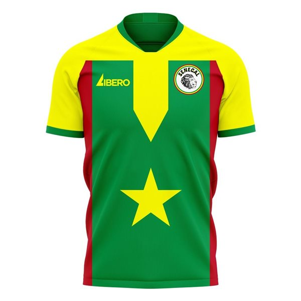 T-shirt Senegal Calcio 2020/21 Home