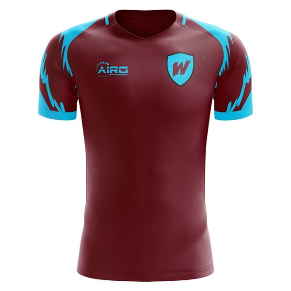 Maglia West Ham United 2020/21 Home