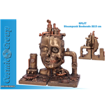 Fermalibri Split Steampunk Bookends