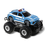 Reel Toys: Big Wheels Polizia Licenza Ufficiale Scala 1:20