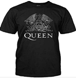 T-shirt Queen da donna - Design: Classic Crest