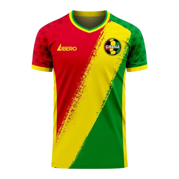 T-shirt Ghana calcio 2020/21 Away