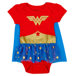 Body neonato Wonder Woman da neonati
