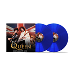 Vinile Queen - Onstage 1977-1985 (Blue Vinyl) (2 Lp)
