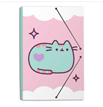 Pusheen: The Cat 2 Carpeta Gomas A4 Polipropileno