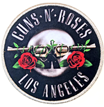 Toppa Guns N' Roses - Design: Los Angeles Silver