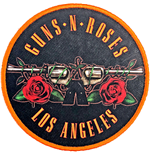 Toppa Guns N' Roses - Design: Los Angeles Orange