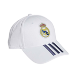 Cappellino Real Madrid 2020/21 (Bianco)