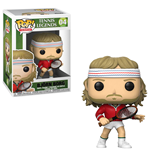 Tennis Legends: Funko Pop! Tennis - Bjorn Borg (Vinyl Figure 04)