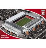 Poster Liverpool Anfield