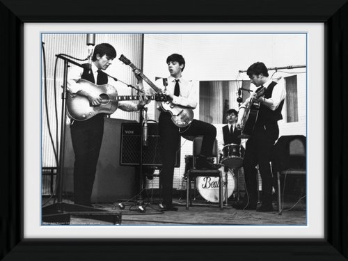 Foto The Beatles Studio