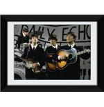Poster The Beatles Daily Echo