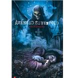 Poster Avenged Sevenfold Nightmare