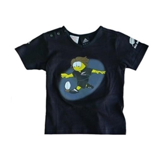 All Blacks T-SHIRT Bambino