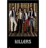 Poster The Killers-Band