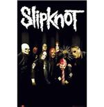 Poster Slipknot-Dark Masks