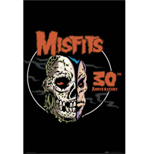 Poster Misfits-30Th Anniverscary