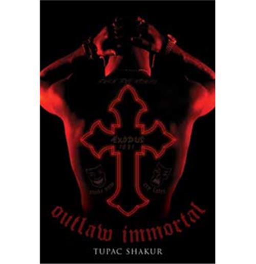 Poster Tupac-Outlaw Immortal