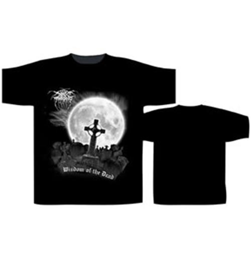 T-shirt Darkthrone-Wisdom Of The Dead
