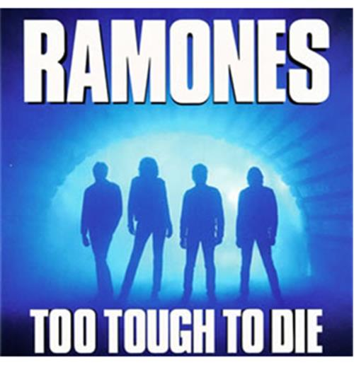Poster Ramones-Too Tough To Die