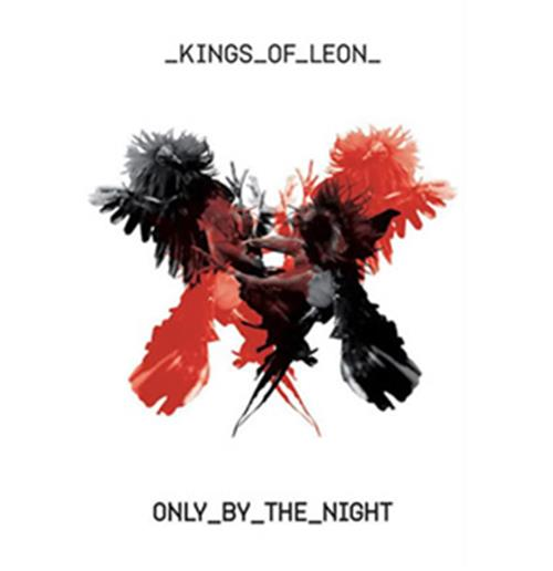 Poster Kings Of Leon-Only By Night