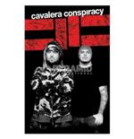 Poster Cavalera Conspiracy-Brothers