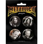Set Spille Metallica-Band