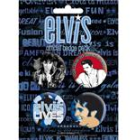 Set Spille Elvis-The King