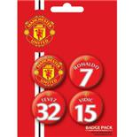Set Spille Manchester United-Players1