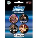 Set Spille Wwe-Smack Down