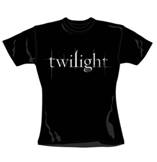 T-shirt da donna Twilight-Logo