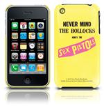 Cover iPhone 3G/3GS  - Never Mind Sex Pistols Prodotto ufficiale Emi Music
