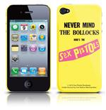 Cover iPhone 4G  - Never Mind Sex Pistols Prodotto ufficiale Emi Music