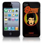 Cover Skin iPhone 4  David Bowie  - Diamond Dogs. Prodotto ufficiale Emi Music
