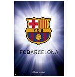 Poster Barcellona Crest 67