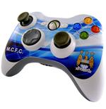 Cover Skin Controller Xbox 360 Manchester City