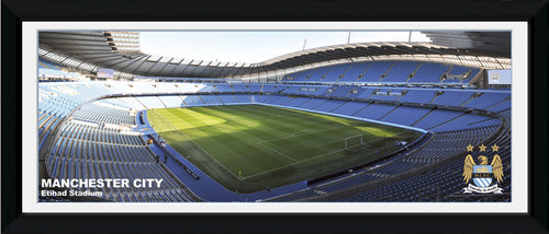 Poster Manchester City 62814