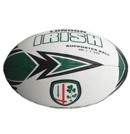 London Irish Pallone Supporter