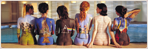 Poster Pink Floyd