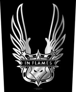 Toppa In Flames Winged Logo