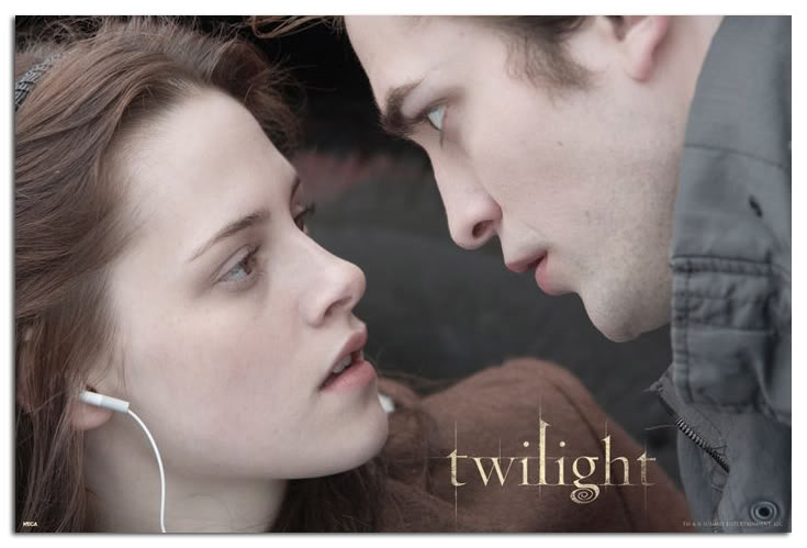 Poster Twilight Bella & Edward