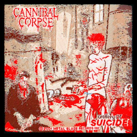 Toppa Cannibal Corpse 67921