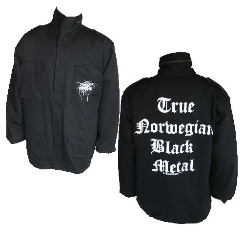 Giacca Darkthrone - True Norwegian